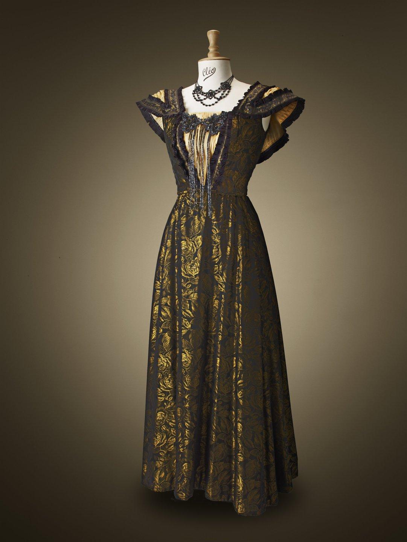 Robe du soir 1900