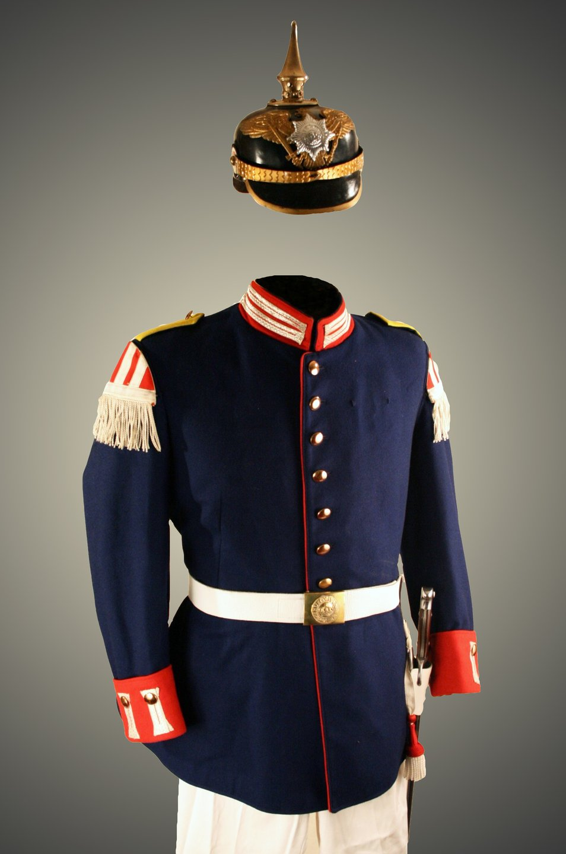 UNIFORMES MILITAIRES - La compagnie du costume