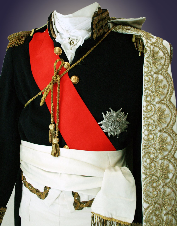9ac665ddd0d 1er Empire Tenue de Cour 1 - La compagnie du costume