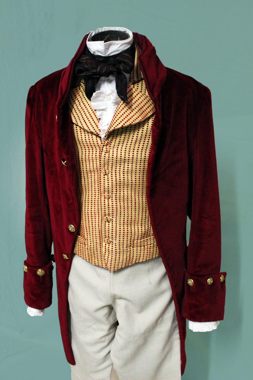 daa36fcb8fa XIXe SIÈCLE - La compagnie du costume