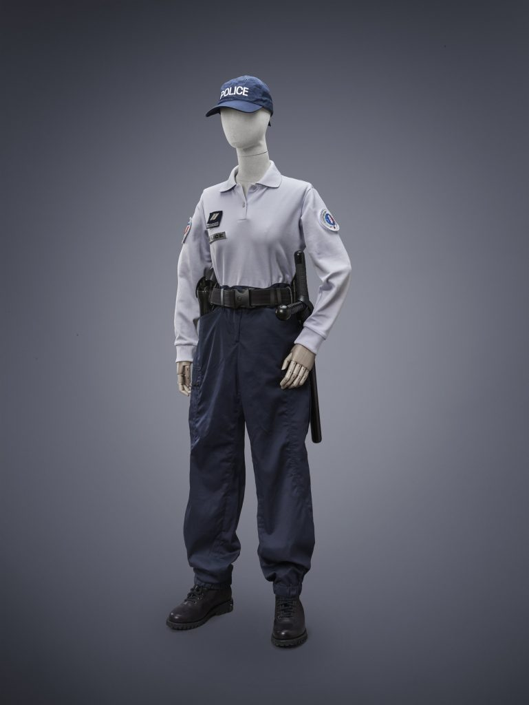 police nationale en polo 2017 la compagnie du costume. Black Bedroom Furniture Sets. Home Design Ideas